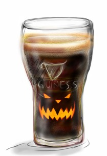 The Perfect pint and only 125 calories;-)