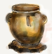 cachepot