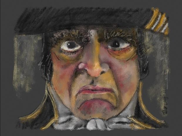 Capt Bligh?